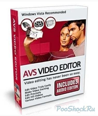 AVS Video Editor 5.2.2.173 Multi-Language (RUS)