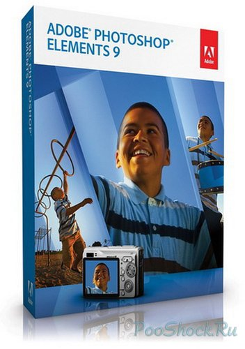 Adobe Photoshop Elements 9.0.3 Русская версия
