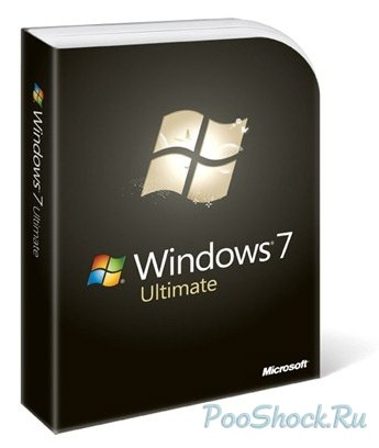 Microsoft Windows 7 SP1 Ultimate (Russian) x86x64 MSDN