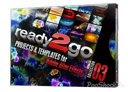 Digitаl Juicе - Ready2Go, Collection 03 (6DVD, 44GB)