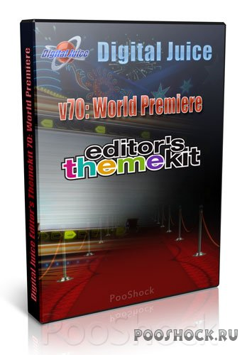 Digital Juice Editor's Themekit 70: World Premiere