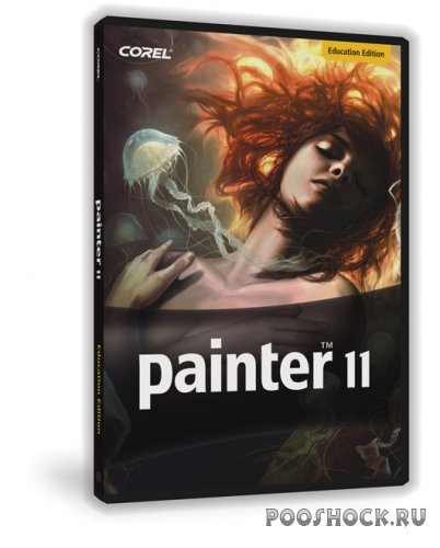 Corel Painter 11.0.1.42 SP1 Multilingual