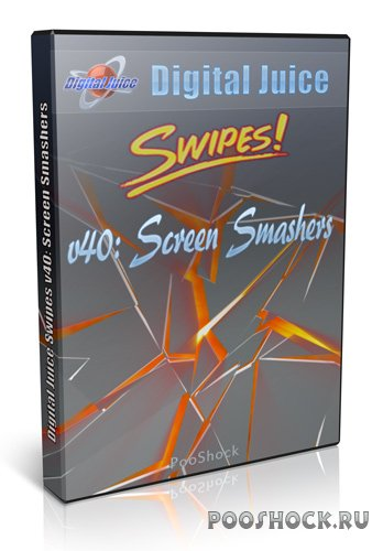 Digital Juice - Swipes! 40: Screen Smashers