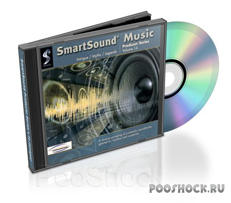 SmartSound Producer Series v.14 (Intrigue)