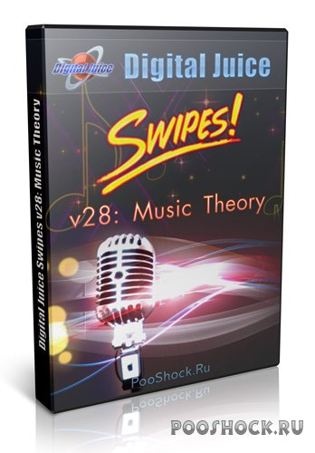 Digital Juice - Swipes! 28: Music Theory