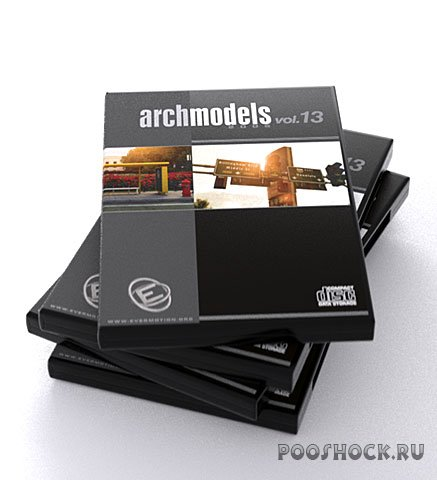 Evermotion 3D models - ArchModels-13
