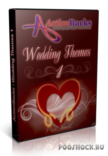 ActionBacks - Wedding Themes - 1 (HD)