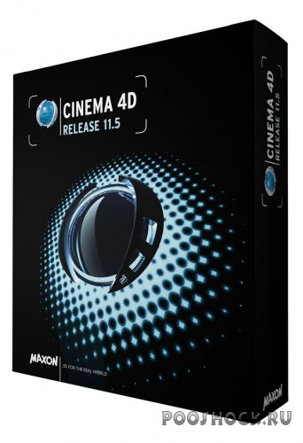 Maxon Cinema 4D R11.5 Studio Bundle Русский