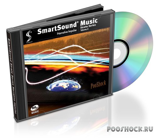 SmartSound Strata Series - Narrative Impulse (СмартСаунд - библиотека)