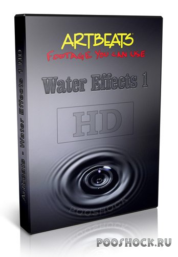 Artbeats - Water Effects 1 HD