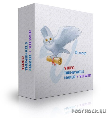 Video Thumbnails Maker by Scorp v3.0.0.2 Русский