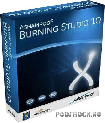 Ashampoo Burning Studio 10.0.3 Retail