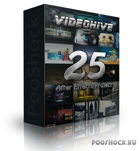 Videohive - 25 After Effects Project