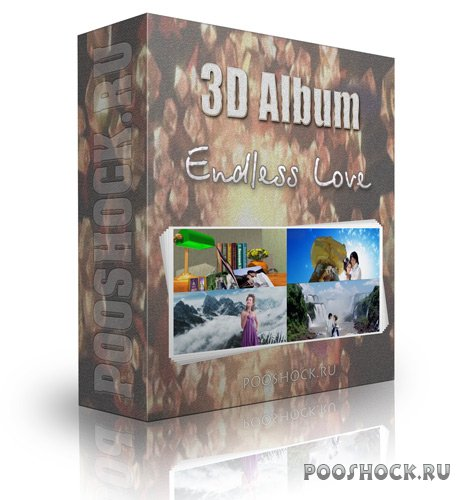 3D Album – Endless Love