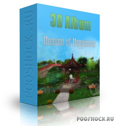 3D Album – Heaven of Happiness