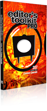 Digital Juice - ETKPRO-207: Crimson Cascade