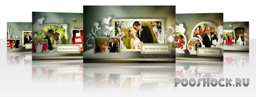 Revostock - Wedding Pop Up Book
