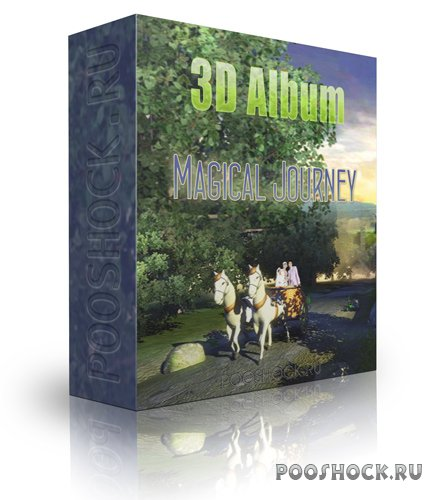 3D Album - Magical Journey (3D004)