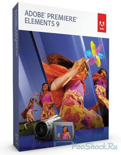 Adobe Premiere Elements v.9.0 ENG + Content