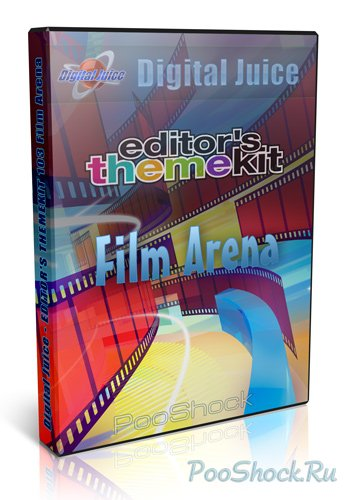 Digital Juice - EDITOR'S THEMEKIT 103: Film Arena
