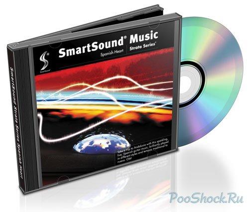 SmartSound - Strata Series: Spanish Heart
