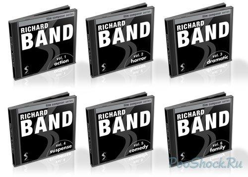 SmartSound - Richard Band (1,2,3,4,5,6)