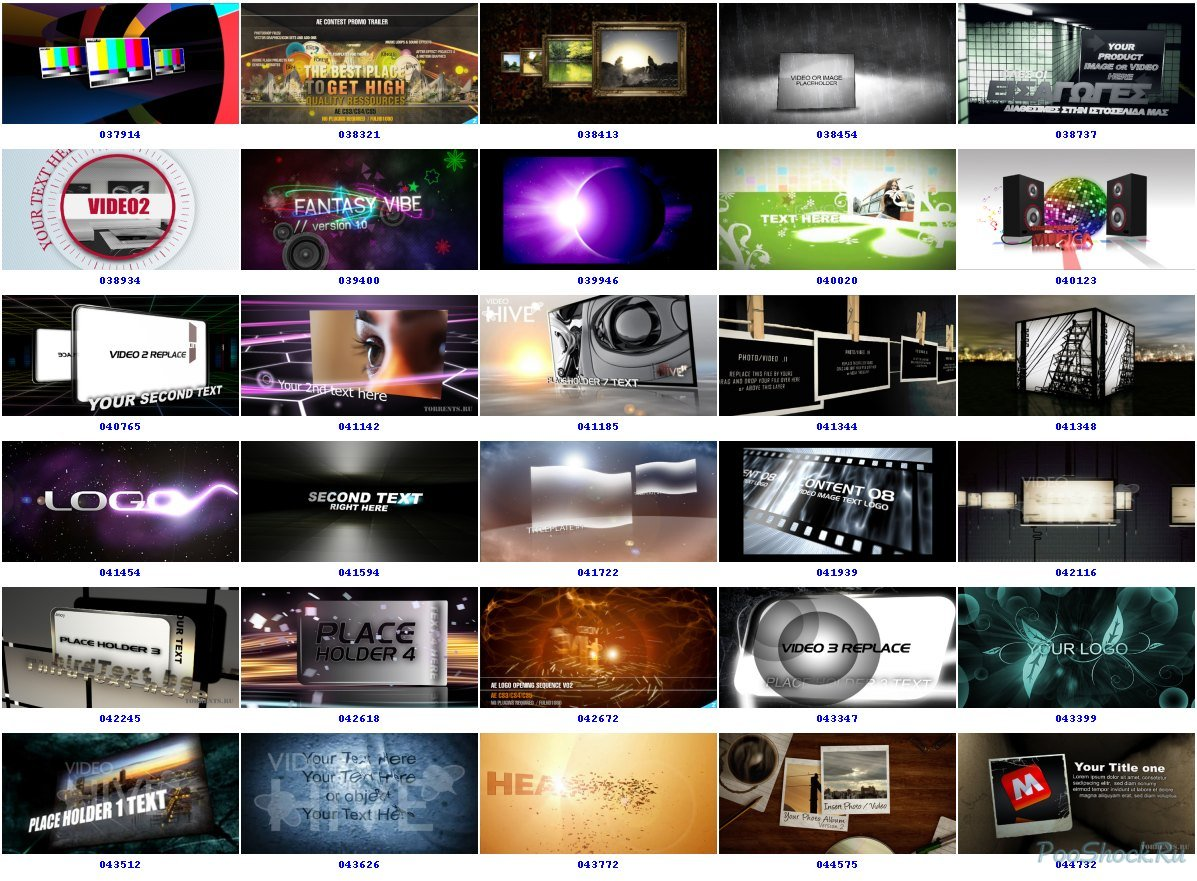 videos promocionales lowcost videohive