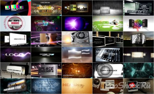 VideoHive Projects Pack - 002