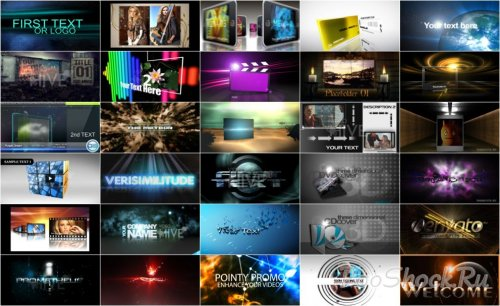 VideoHive Projects Pack - 003