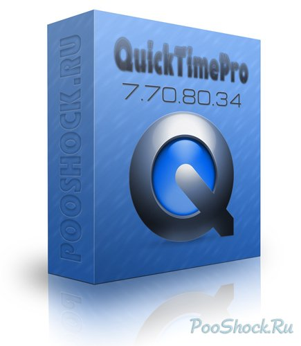 QuickTime Pro 7.70.80.34