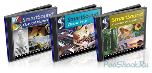 SmartSound - Audio Palette. Pack-3