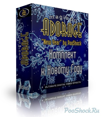 "Adorage ""New Year"" HD by PooShock"