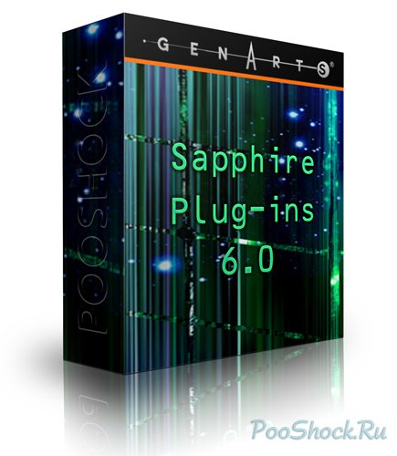 GenArts Sapphire Plug-ins 6.0.0 for After Effects