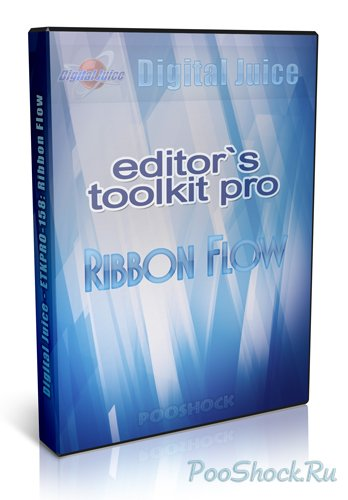 Digital Juice - ETKPRO-158: Ribbon Flow