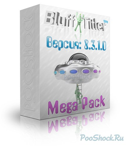 BluffTitler DX9 iTV 8.3.1.0 MegaPack