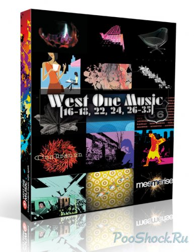 West One Music - WOM (Диски: 16-18, 22, 24, 26-35)