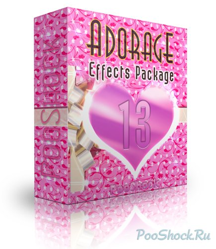 ProDAD Adorage Effects Package 13
