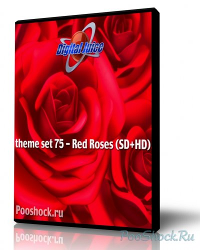Digital juice - theme set 71 Red Roses (HD+SD)