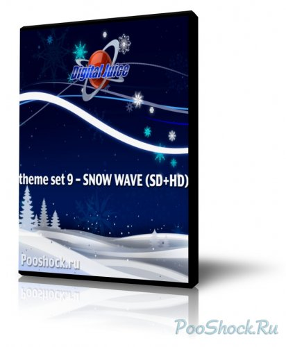 Digital Juice theme set 9 Snow Wave (SD+HD)