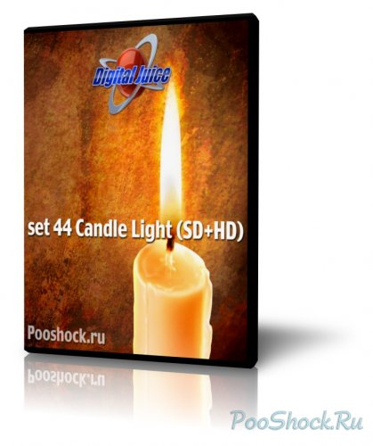 Digital Juice  set 44 Candle light (SD+HD)