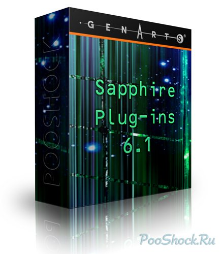 GenArts Sapphire Plug-ins 6.0.1 for OFX