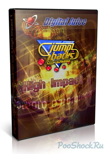 Digital Juice - JumpBacks HD vol.1 High Impact 1