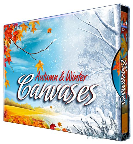 Digital Juice - Autumn and Winter Canvases