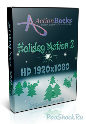 ActionBacks - Holiday Motion 2 HD