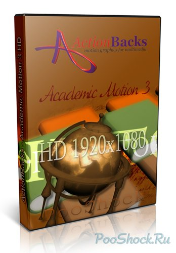 ActionBacks - Academic Motion 3 HD
