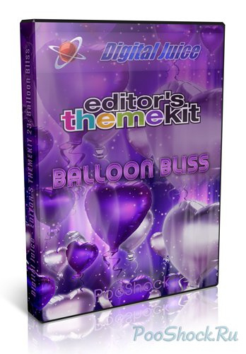 Digital Juice - Editor's Themekit 23: Balloon Bliss