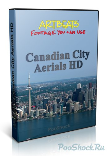 Artbeats - Canadian City Aerials HD Vol.1