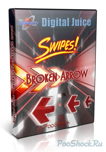 Digital Juice - Swipes v020: Broken Arrow
