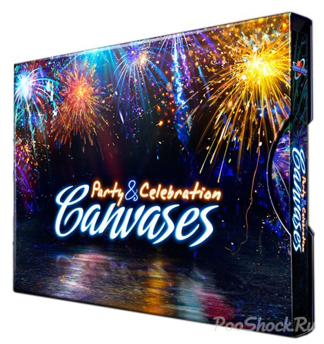 Digital Juice - Party & Celebration Canvases