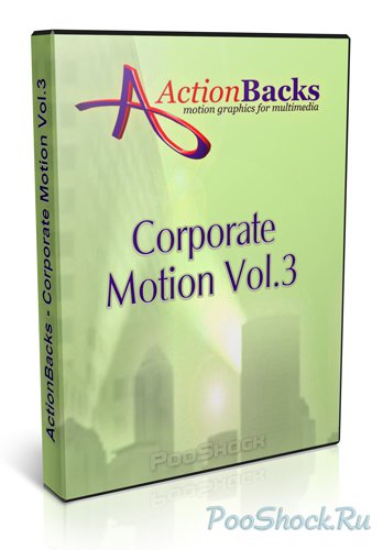 ActionBacks - Corporate Motion Vol.3